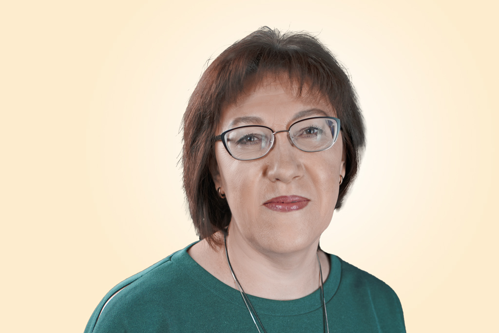 Светлана Левчук, председатель совета потребительского общества «Яренское»