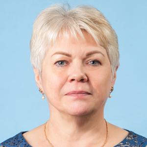 Ольга Личутина, председатель правления Мезенского райпо