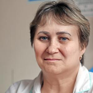 Людмила Макарова, заведующая производством