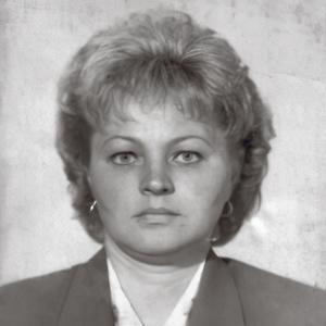 Наталья Михеева, председатель правления ПО«Усть‑Вашка»