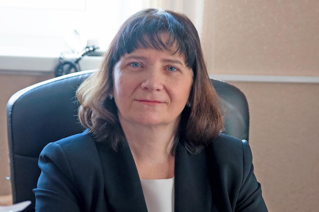 Нина Николаева, председатель совета ПО«Виледькоопторг»