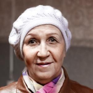Людмила Степановна Никулина