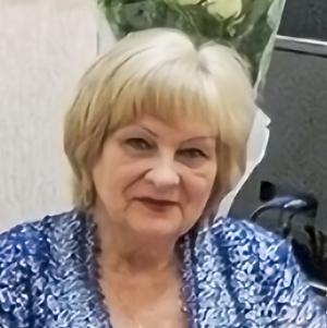 Светлана Паюсова, председатель совета горпо