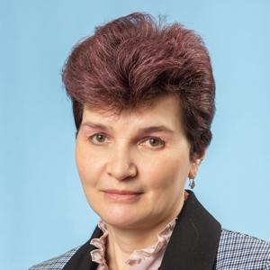 Наталья Поздеева, председатель правления Красноборского райпо