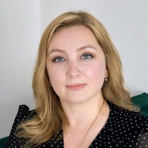 Анастасия Сидорова, предприниматель