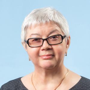 Нина Силантьева, председатель совета Ненецкого окрпотребсоюза