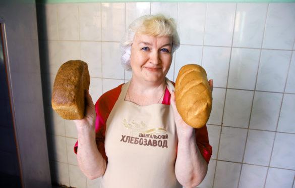 Пекарь Мария Столярова