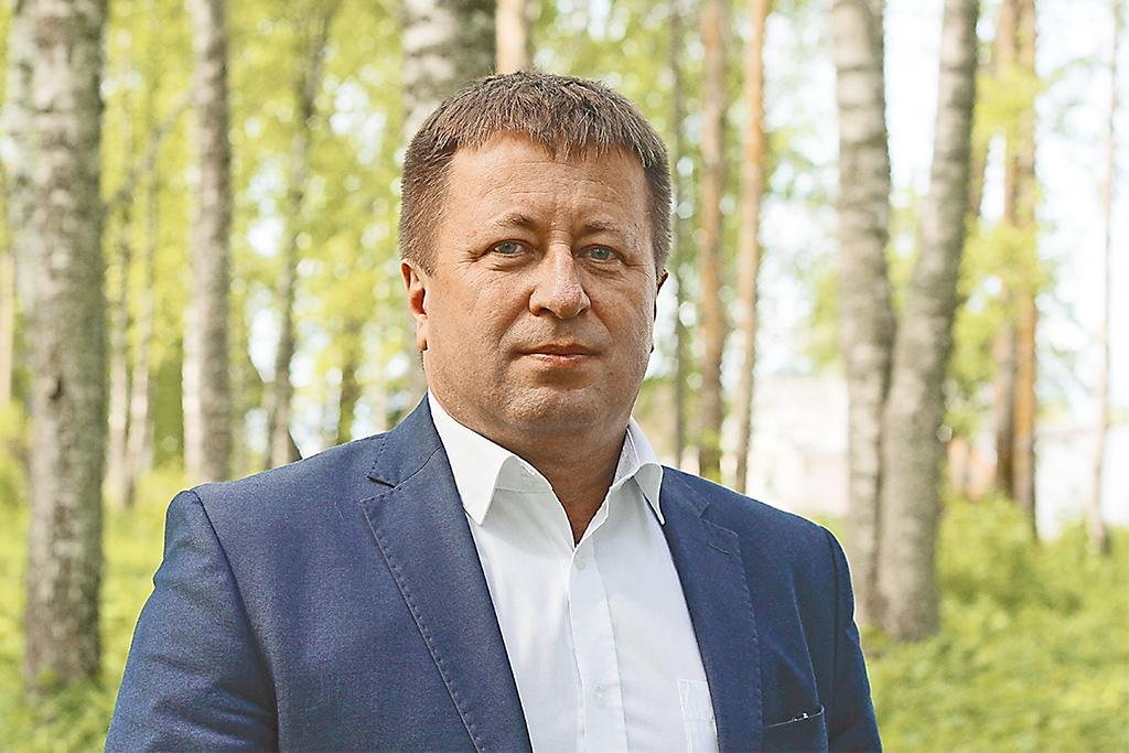 Алексей Торков, глава администрации Ленского муниципального округа