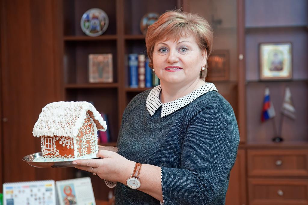 Елена Шепелева, председатель правления Архангельского облпотребсоюза