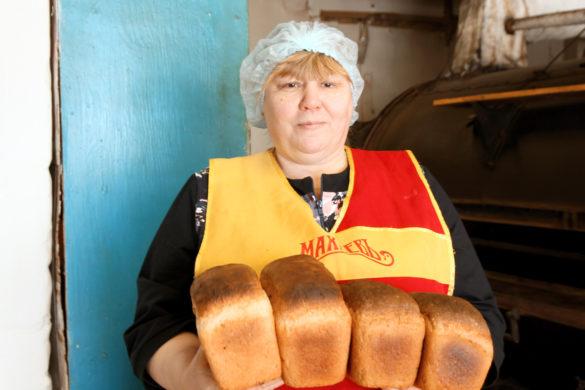 Ольга Герасимова, пекарь
