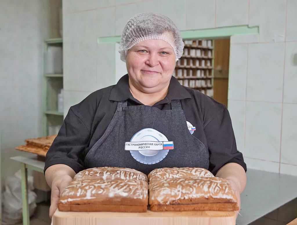 Татьяна Максимовская, кондитер четвертого разряда