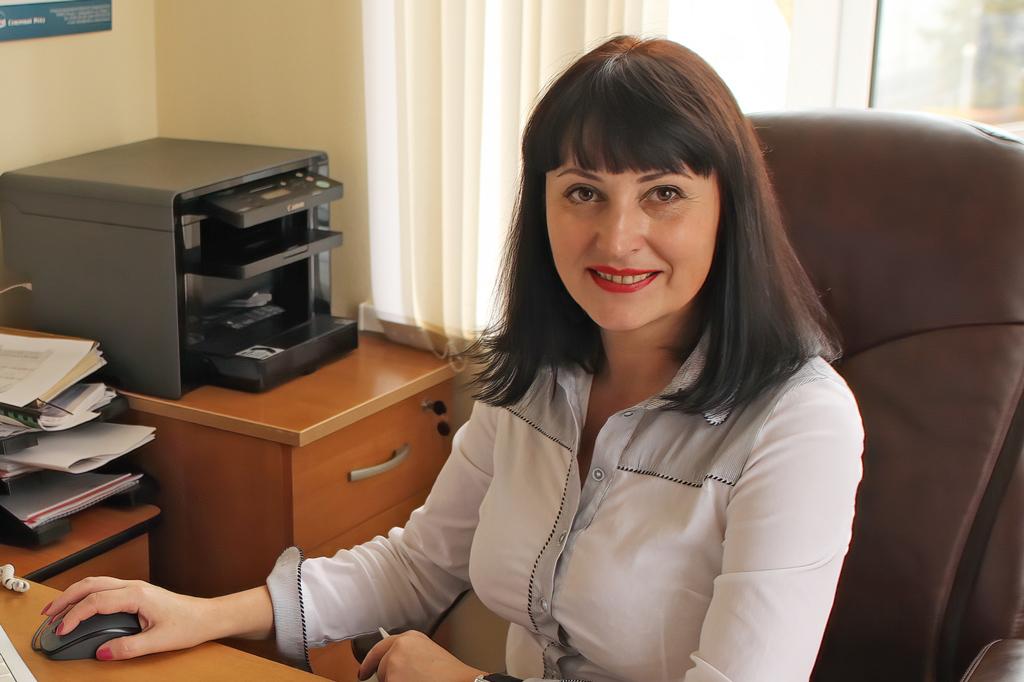 Ирина Бажанова, министр АПК иторговли Архангельской области