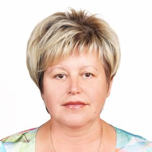 Наталья Вьюхина, глава Верхнетоемского района