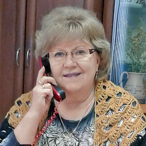 Валентина Дьякова, председатель правления ПО«Плесецк»