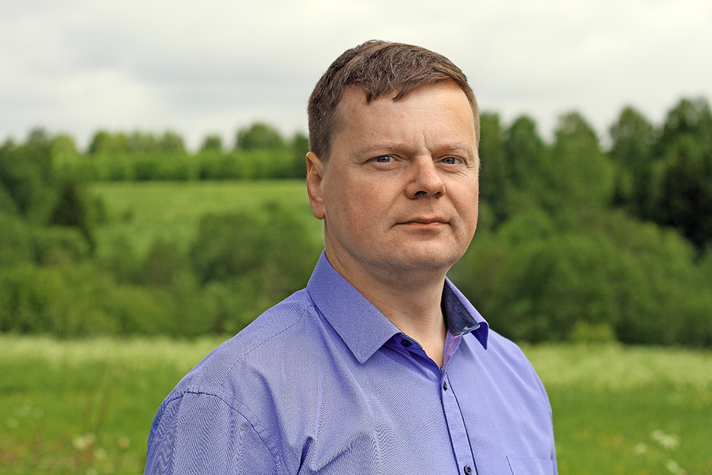 Алексей Аксенов, глава администрации Вилегодского муниципального округа