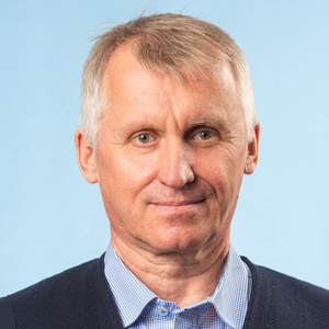 Иван Олькин, председатель совета Пинежского потребительского общества