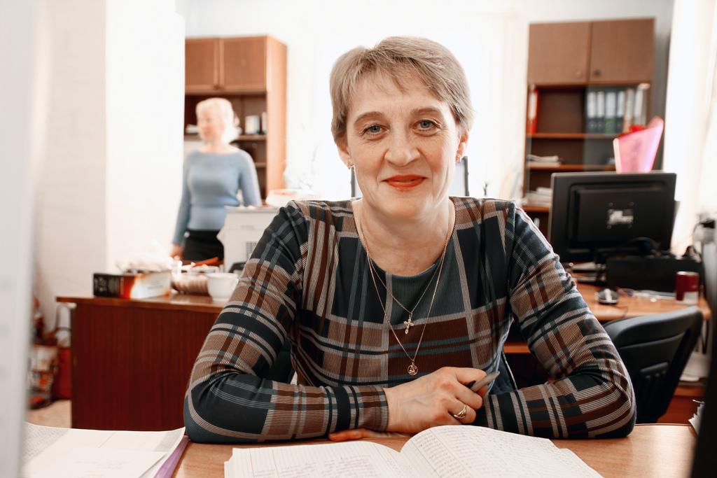 Татьяна Захарова, Бухгалтер