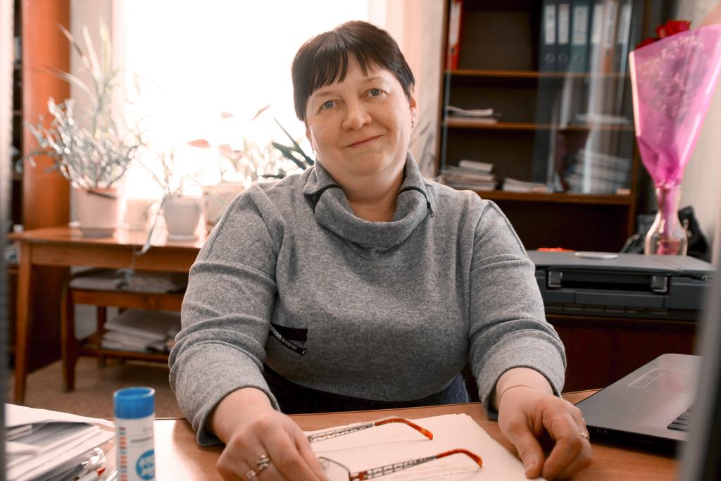 Ирина Бронникова, главный бухгалтер