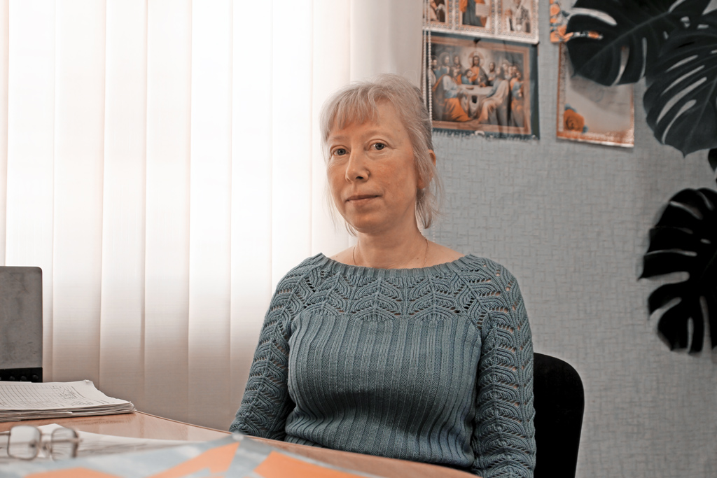 Ольга Коротина, бухгалтер