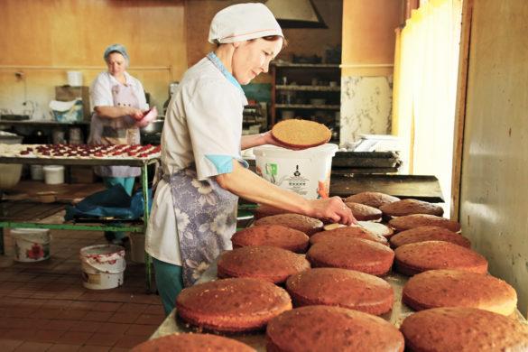 Так рождается самый популярный торт «Маша»