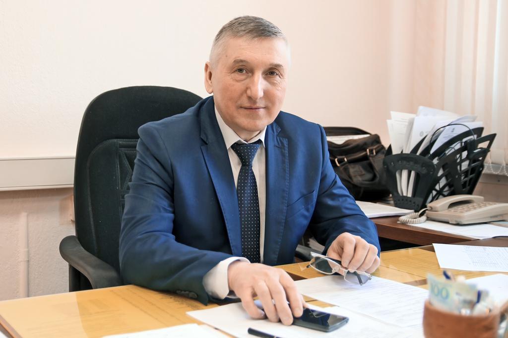 Александр Мартынов, глава администрации Лешуконского муниципального округа