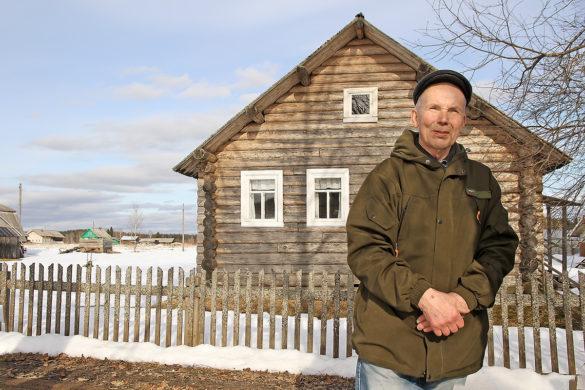Владимир Фокину дома-музея Ольги Фокиной