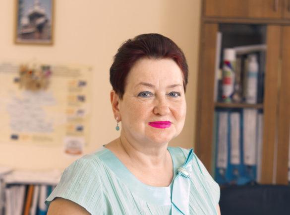 Татьяна Москвичева, заместитель начальника управления по маркетингу, общественному питанию, фармацевтической деятельности, бытовому обслуживанию, производственной изаготовительной деятельности
