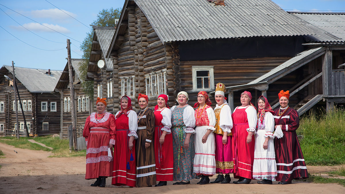 Евдокия Репицкая:Каждый дом— большая радость