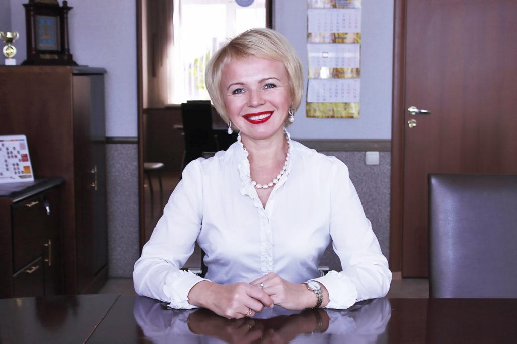 Светлана Лапшина, генеральный директор ЗАОр НП «Архангельскхлеб»