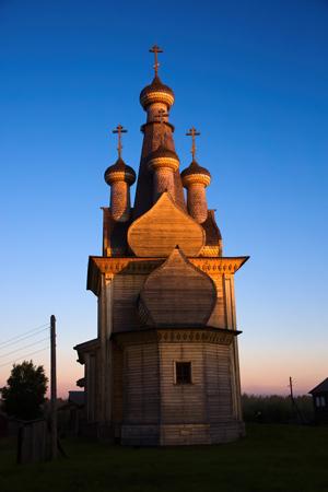 Восстановленная Одигитриевская церковь— душа деревни